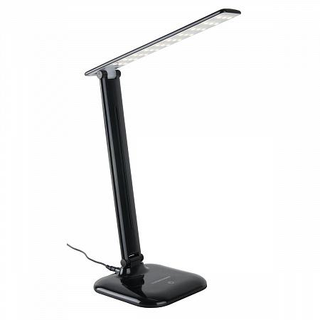 Настольная лампа Elektrostandard Alcor черный 4690389101632