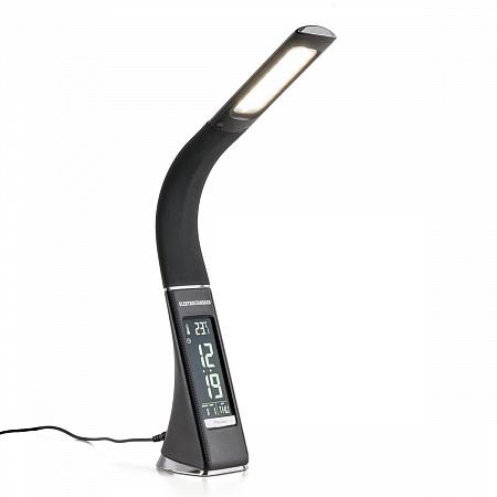 Настольная лампа Elektrostandard Elara черный 4690389102356