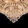 Потолочная люстра Maytoni Palace DIA890-CL-34-G