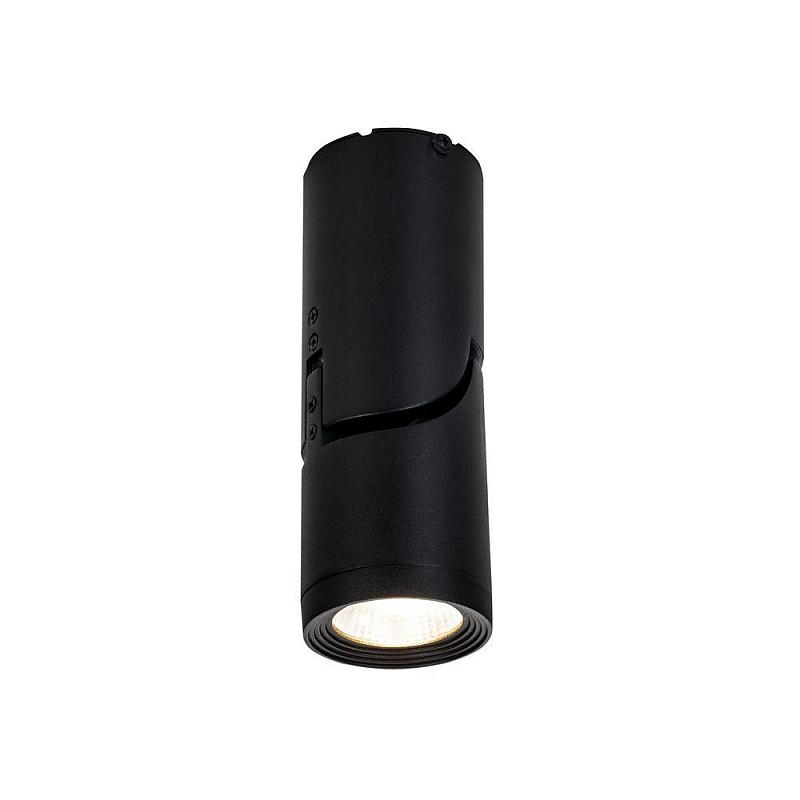 Светодиодный спот Maytoni Tube C019CW-01B