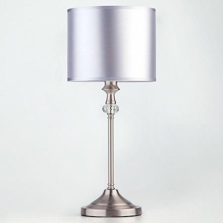 Настольная лампа Eurosvet Ofelia 01049/1 сатин-никель