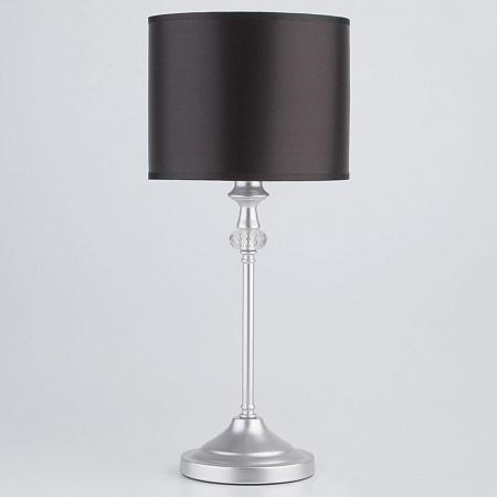 Настольная лампа Eurosvet Ofelia 01049/1 серебро