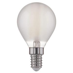 Лампа светодиодная Classic F E14 6W 4200K шар матовый 4690389108310