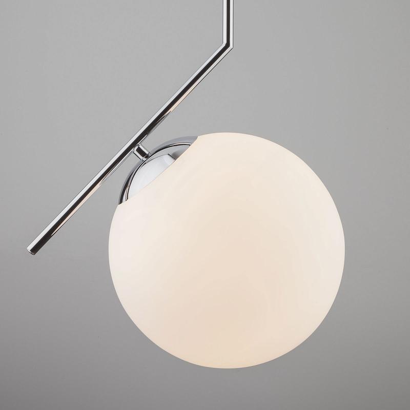Подвесной светильник Eurosvet Frost 50153/1 хром