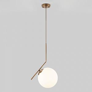 Подвесной светильник Eurosvet Frost 50153/1 латунь