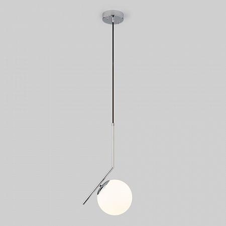 Подвесной светильник Eurosvet Frost 50152/1 хром