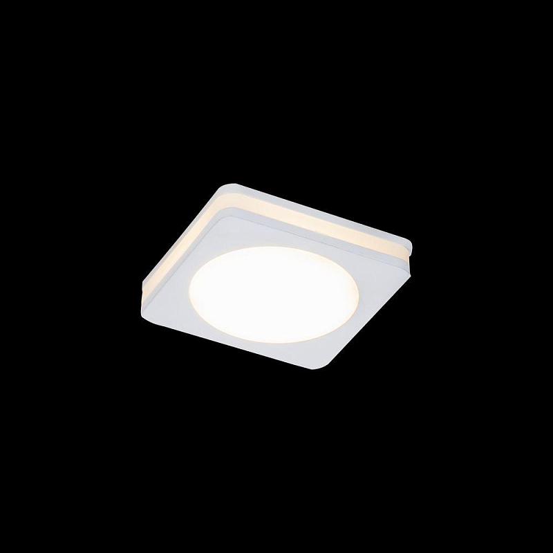Встраиваемый светодиодный светильник Maytoni Phanton DL303-L7W