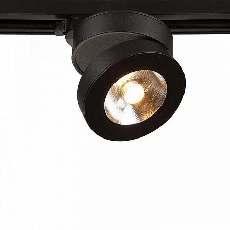 Трековый светодиодный светильник Maytoni Track TR006-1-12W3K-B