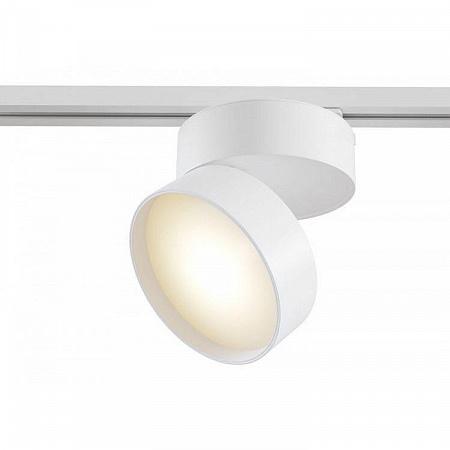 Трековый светодиодный светильник Maytoni Track TR007-1-18W3K-W