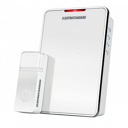 Звонок беспроводной Elektrostandard DBQ05M WL 16M IP44 белый 4690389031229