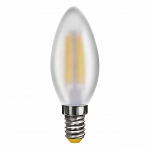 Лампа светодиодная E14 6W 2800K матовая VG10-C2E14warm6W-F 7044