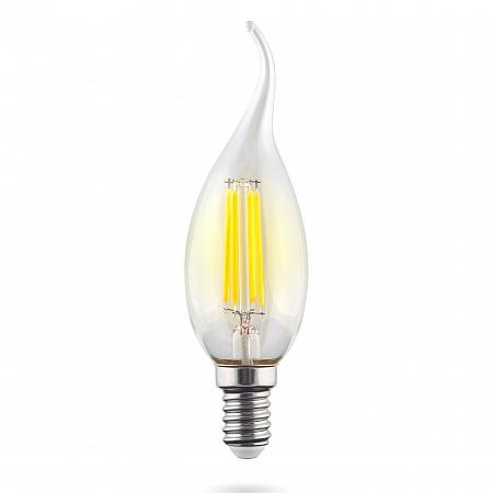 Лампа светодиодная филаментная Voltega  E14 9W 2800К VG10-CW1E14warm9W-F 7094