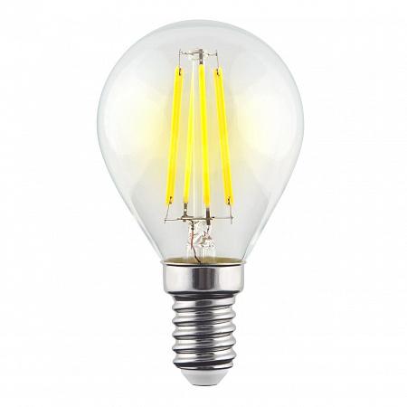Лампа светодиодная филаментная Voltega  E14 9W 2800К VG10-G1E14warm9W-F 7098