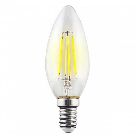 Лампа светодиодная филаментная Voltega E14 9W 4000К VG10-C1E14cold9W-F 7097