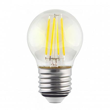 Лампа светодиодная филаментная Voltega E27 9W 2800К VG10-G1E27warm9W-F 7106