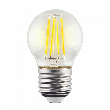 Лампа светодиодная филаментная Voltega E27 9W 4000К VG10-G1E27cold9W-F 7107