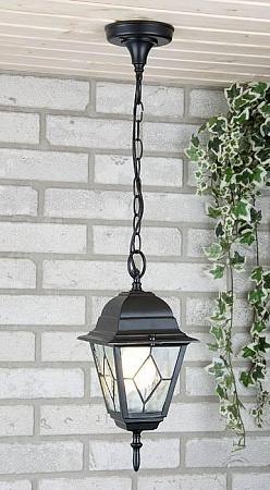 Уличный подвесной светильник Elektrostandard Vega 4690389012358
