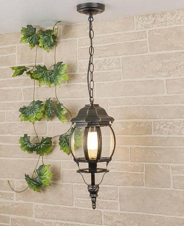 Уличный подвесной светильник Elektrostandard GL 1001H 4690389076022