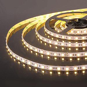 Светодиодная лента Elektrostandard 5050/60 LED теплый белый 4690389040184