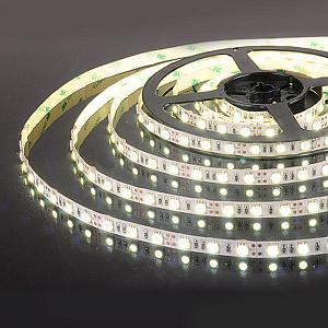 Светодиодная лента Elektrostandard 5050/60 LED белый 4690389040177 цена за 1 метр