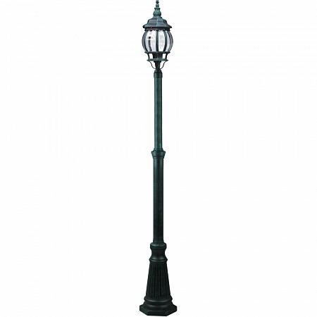 Садово-парковый светильник Arte Lamp Atlanta A1047PA-1BG