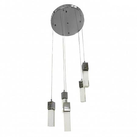 Подвесная светодиодная люстра Kink Light Аква 08510-5A(4000К)