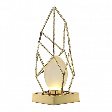 Настольная лампа Lucia Tucci Naomi T4750.1 Gold
