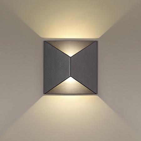 Настенный светильник Odeon Light Tibro 3907/10WL