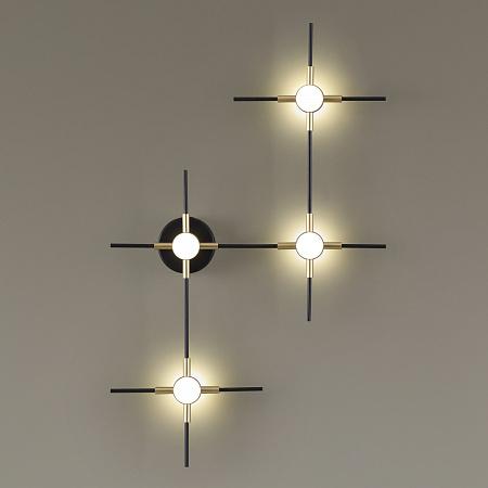 Настенный светильник Odeon Light Costella 3906/14WL
