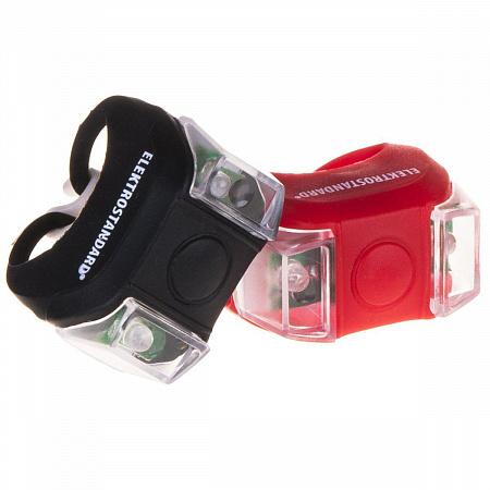 Велосипедный светодиодный фонарь Elektrostandard Marker от батареек 47х45 7 лм 4690389087646