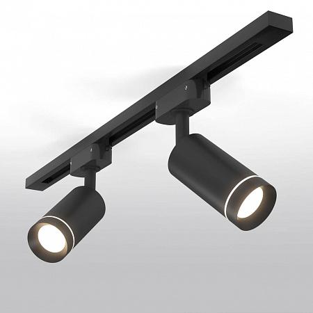 Трековый светодиодный светильник Elektrostandard Glory черный LTB39 4690389136153
