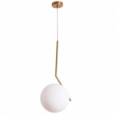 Подвесной светильник Arte Lamp Bolla-Unica A1922SP-1AB