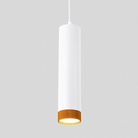Подвесной светильник Elektrostandard Tony 50164/1 LED Белый/Золото 10W