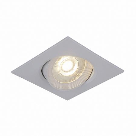 Встраиваемый светильник Elektrostandard 9915 LED 6W WH белый 4690389138669