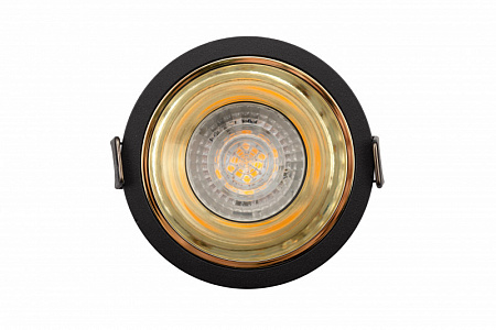 Кольцо для встраиваемых светильников Denkirs серии DK2410 DK2411-GD