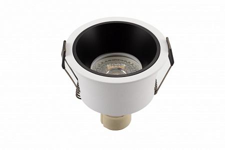 Кольцо для встраиваемых светильников Denkirs серии DK2410 DK2411-BK