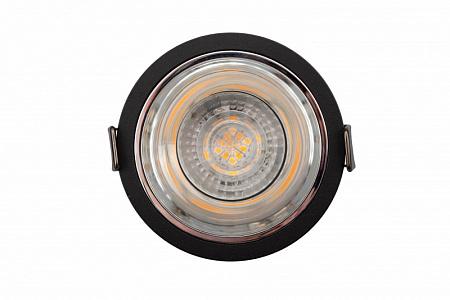 Кольцо для встраиваемых светильников Denkirs серии DK2410 DK2411-CR