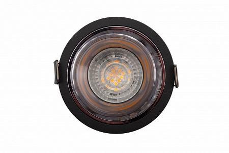 Кольцо для встраиваемых светильников Denkirs серии DK2410 DK2411-BC