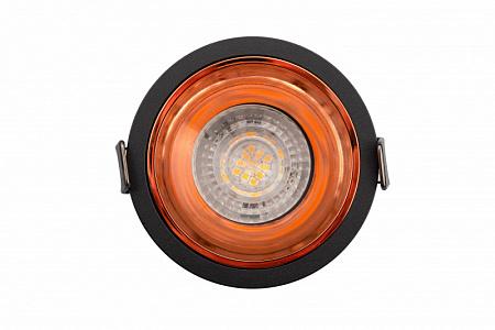 Встраиваемый светильник Denkirs DK2410-BK