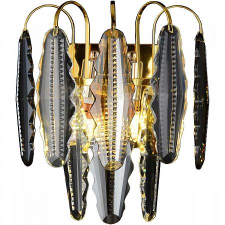 Настенный хрустальный светильник Stilfort Florin 1021/03/01W