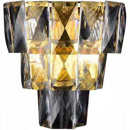 Настенный хрустальный светильник Stilfort Maris 1022/03/02W