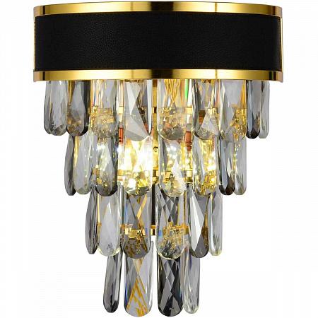 Настенный хрустальный светильник Stilfort Marin 1025/03/02W