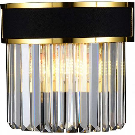 Настенный хрустальный светильник Stilfort Lero 1026/03/02W