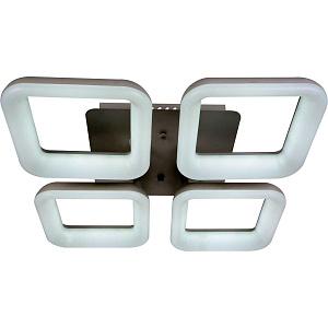 Светодиодная люстра с пультом ДУ Stilfort Cube 2086/01/04C