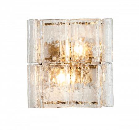Настенный хрустальный светильник Stilfort Verona 2112/05/02W