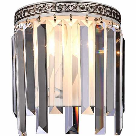 Настенный хрустальный светильник Stilfort Kristalina 2110/03/01W