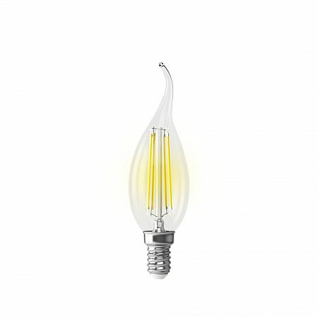 Лампа светодиодная Voltega Crystal E14 4000К 7133