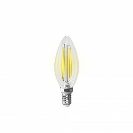Лампа светодиодная Voltega Crystal E14 4000К 7135