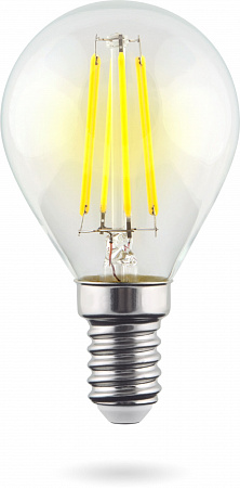 Лампа светодиодная Voltega Crystal E14 2800К 7136