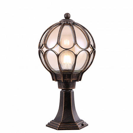 Ландшафтный уличный светильник Maytoni Via O024FL-01G